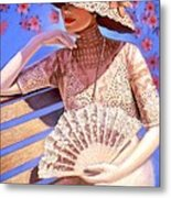 Summer Time Metal Print by Sue Halstenberg
