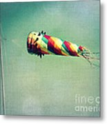 Summer Wind Metal Print