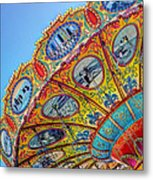 Summertime Classic Metal Print by Heidi Smith