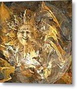 Sun 0396 - Marucii Metal Print