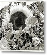 Sun Bunch Metal Print