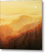 Sun Caress Metal Print by Kiril Stanchev