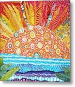 Sun Glory Metal Print by Susan Rienzo