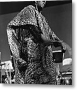 Sun Ra 1968 Metal Print by Lee  Santa
