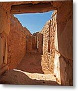 Sun Temple Mesa Verde National Park Metal Print