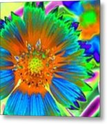 Sunburst - Photopower 2241 Metal Print