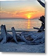 Sundown Metal Print by Bob Jackson