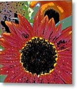 Sunflower 31 Metal Print