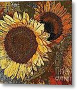 Sunflowers 397-08-13 Marucii Metal Print