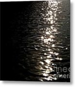 Sunlight Dance Metal Print