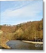 Sunny Valley Metal Print