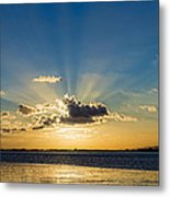Sunrays Metal Print by Trevor Wintle