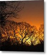 Sunrise - Another Perspective Metal Print