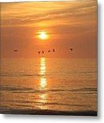 Sunrise #4 Metal Print