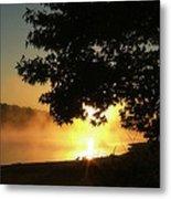 Sunrise At Lake Lanier 006 Metal Print