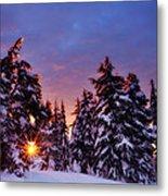 Sunrise Dreams Metal Print by Darren  White