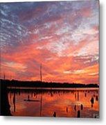 Sunrise Glory Metal Print
