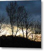 Sunrise In Murrysville Metal Print