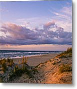 Sunrise In Rodanthe Metal Print