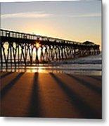Sunrise Myrtle Beach State Park Metal Print