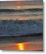 Sunrise On The Atlantic 2 Metal Print