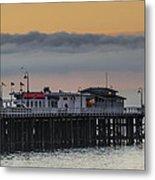 Sunrise On The Bay Metal Print by Bruce Frye