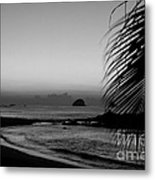 Sunrise On The Costa Chica Metal Print