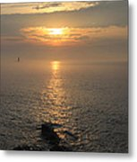 Sunrise On The East Coast Metal Print