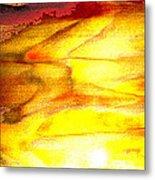 Sunrise On The Steps Of Heaven Metal Print