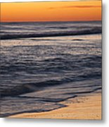 Sunrise Outer Banks Img 3664 Metal Print