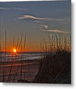 Sunrise Outer Banks Norht Carolina Img_3721 Metal Print