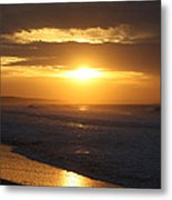 Sunrise Over Point Lonsdale Metal Print