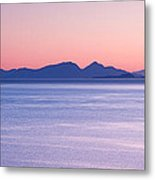 Sunrise Over The Islands Metal Print