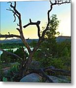 Sunrise Prescott Arizona Metal Print