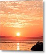 Sunrise - Sunset Metal Print