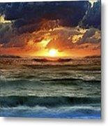 Sunset 12 Metal Print