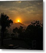 Sunset-1 Metal Print by Fabio Giannini