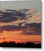 Sunset -2013-09-21 Metal Print