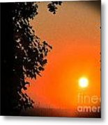 Sunset 365 18 Metal Print