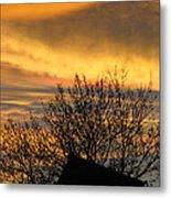 Sunset 4 Metal Print