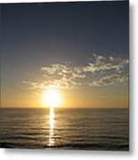 Sunset 489 Metal Print