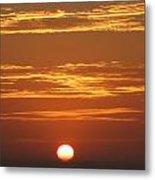 Sunset 501 Metal Print