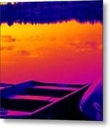 Sunset At Blackwell Metal Print