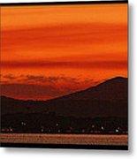 Sunset At Noosa Heads Metal Print