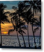 Sunset Breeze Metal Print