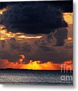 Sunset Florida Keys Metal Print
