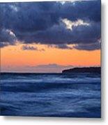Sunset Over Dana Point Metal Print