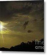 Sunset Radiance Metal Print