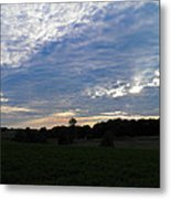 Sunset Rays 5 Metal Print