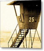 Sunset Tower 25 Metal Print